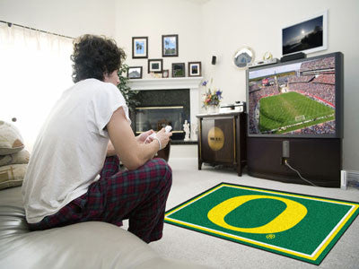 Oregon Ducks 4' x 6' Area Rug - FanMats 6788