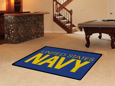 U.S. Navy 4x6 Area Rug FanMats 7190