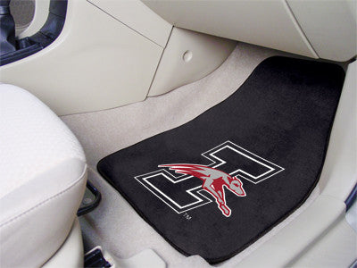 The Uindy Greyhounds 2 Piece Carpeted University of Indianapolis Car Floor Mat Set - FanMats 8133