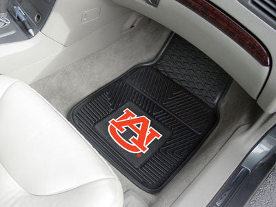 The Auburn  Tigers Vinyl Automotive Car Floor Mat Set - Fan Mats 8763