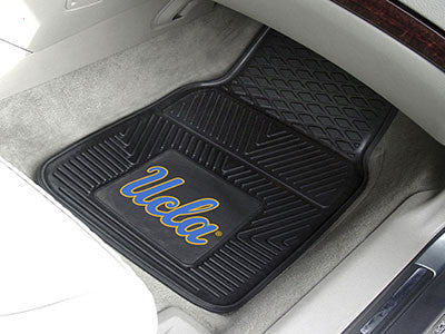 The UCLA Bruins Vinyl Automotive Car Floor Mat Set - Fan Mats 8961