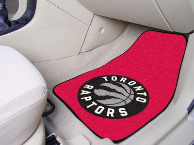 NBA - Toronto Raptors 2-piece Carpeted Car Mats
