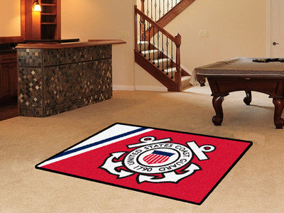 U.S. Coast Guard 4x6 Area Rug FanMats 9553