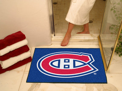 The Montreal Canadiens NHL All Star Mat by FanMats
