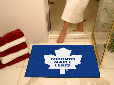 The Toronto Maple Leafs NHL All Star Mat by FanMats