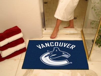 The Vancouver Canucks NHL All Star Mat by FanMats