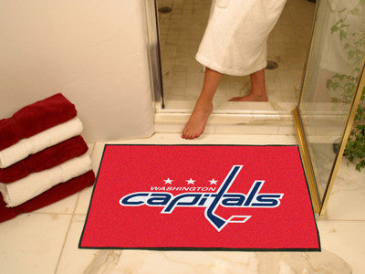NHL - Washington Capitals All-Star Mat