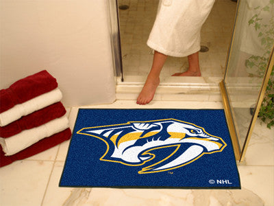 The Nashville Predators NHL All Star Mat by FanMats