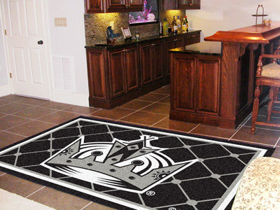 NHL - Los Angeles Kings 5x8 Rug