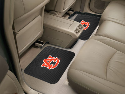 Auburn  Tigers Rear Seat Car Floor Mat Set 12254