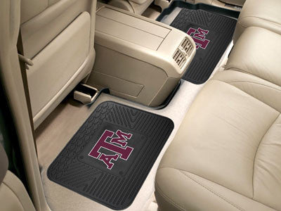 TAMU Aggies Rear Seat Car Floor Mat Set 12271