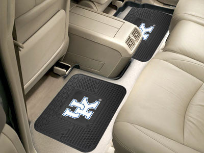UK Wildcats Rear Seat Car Floor Mat Set 12284