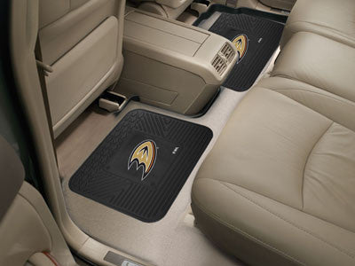 NHL - Anaheim Ducks Backseat Utility Mats 2 Pack