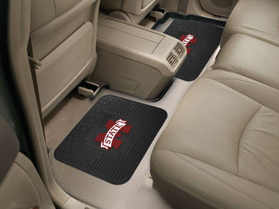 MSU Bulldogs Rear Seat Car Floor Mat Set 12426