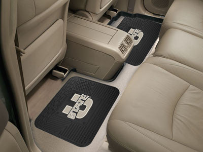 USU Aggies Rear Seat Car Floor Mat Set 12427