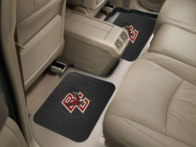 BC Eagles Rear Seat Car Floor Mat Set 13216