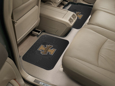 Idaho Vandals Rear Seat Car Floor Mat Set 13219