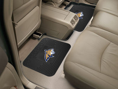 MSU Bobcats Rear Seat Car Floor Mat Set 13222