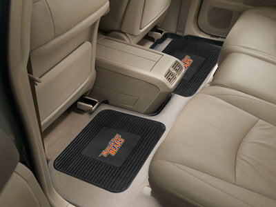 MSU Bears Rear Seat Car Floor Mat Set 13223