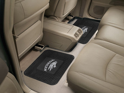 UNLV Rebels Rear Seat Car Floor Mat Set 13224