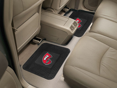 WKU Hilltoppers Rear Seat Car Floor Mat Set 13230