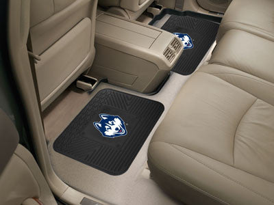 UCONN Huskies Rear Seat Car Floor Mat Set 13265