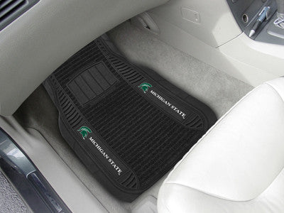 Michigan State Deluxe Car and Truck Floor Mat 20x27