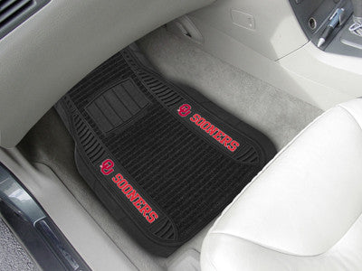 Oklahoma Deluxe Car and Truck Floor Mat 20x27