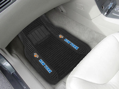 NBA - New York Knicks Deluxe Car Floor Mat 20x27