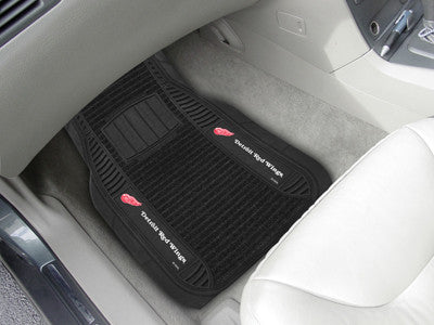 NHL - Detroit Red Wings Deluxe Car Floor Mat 20x27
