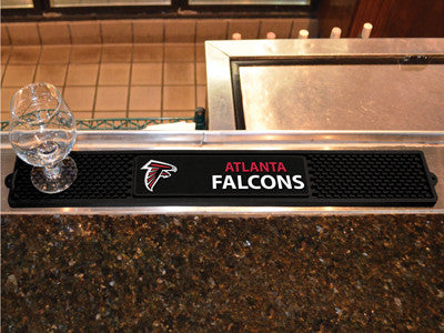 "Atlanta Falcons Drink Mat 3.25""x24"""