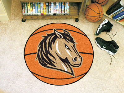 The Southwest Minnesota State Mustangs Basketball Mat - FanMats 14082