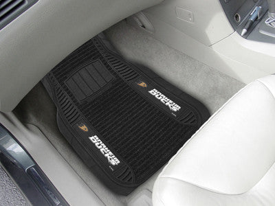 NHL - Anaheim Ducks Deluxe Car Floor Mat 20x27