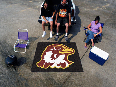 Quincy  Hawks Tailgater Rug - The FanMats 14120 Tailgating Mat