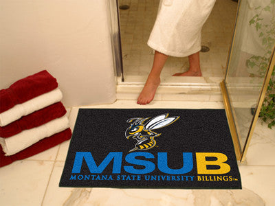 The MSUB Yellowjackets All Star Mat - Fan Mats 14150