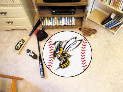 The MSUB Yellowjackets Baseball Mat - Fan Mats 14154