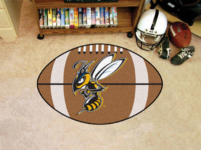 The MSUB Yellowjackets Football Mat - FanMats 14157