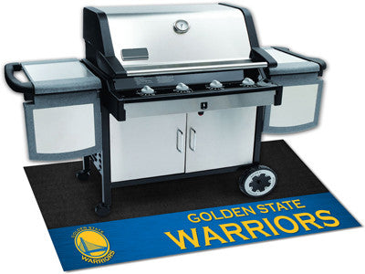 NBA - Golden State Warriors Grill Mat - Grilling tools