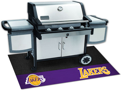 NBA - Los Angeles Lakers Grill Mat - Grilling tools