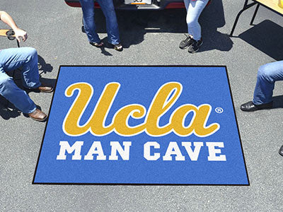 UCLA Man Cave Tailgater Rug