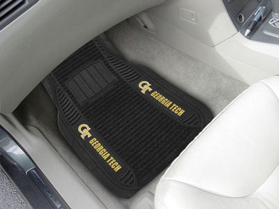 Georgia Tech Deluxe Car and Truck Floor Mat 20x27