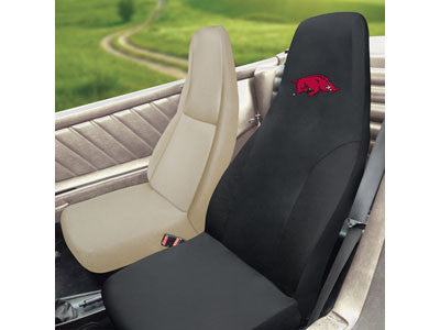 Arkansas Razorbacks Car and Truck Seat Cover - FanMats 14979