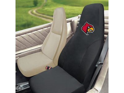 UofL Cardinals Car and Truck Seat Cover - FanMats 14991