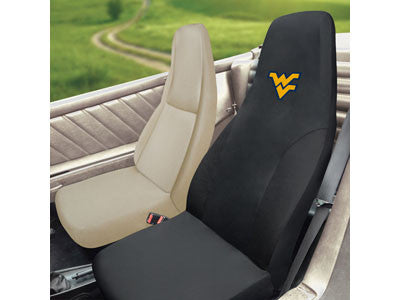 WVU Mountaineers Car and Truck Seat Cover - FanMats 15053