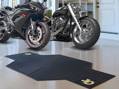 Georgia Tech Motorcycle Mat for Garage