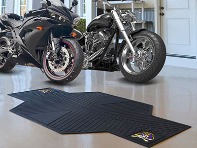 East Carolina Motorcycle Mat for Garage