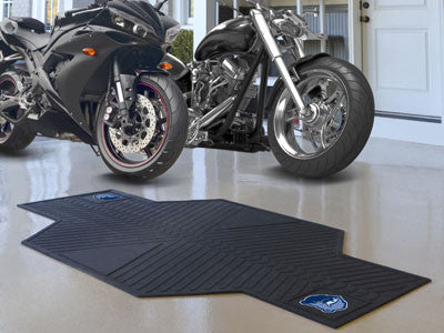 NBA - Memphis Grizzlies Motorcycle Mat for Garage oil changes