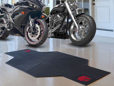 NBA - Toronto Raptors Motorcycle Mat for Garage oil changes
