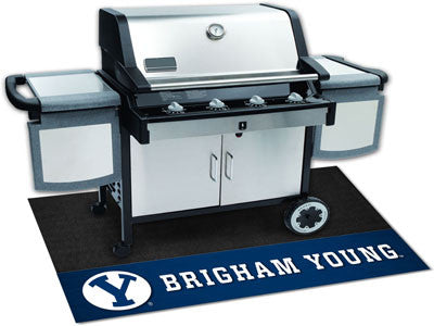 The BYU Cougars Grill Mat - FanMats 16846