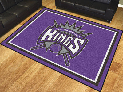 Sacramento Kings 8 x 10 Area Rug FanMats 17467